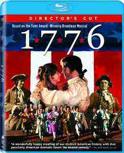 1776 Directors Cut 4K Mastered Blu ray