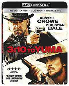 3:10 to Yuma 4K Ultra HD Blu-ray