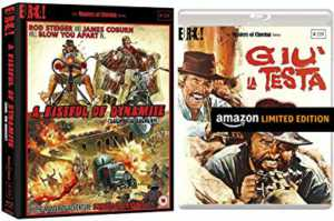 A Fistful Of Dynamite Blu-ray