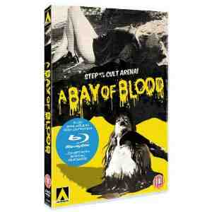 A Bay of Blood DVD
