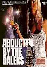 Abducted by the Daleks DVD cover