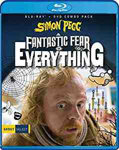 A Fantastic Fear Of Everything Blu-rayCombo