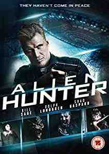 Alien Hunter DVD