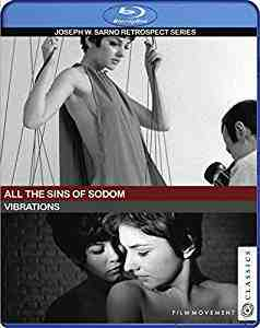 All the Sins of Sodom / Vibrations Blu-ray