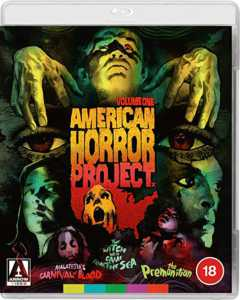American Horror Project Vol 1 Blu-ray