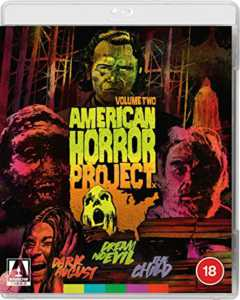 American Horror Project Vol 2 Blu-ray