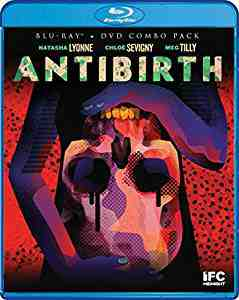 Antibirth Bluray DVD Combo Blu ray
