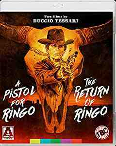 A Pistol for Ringo & The Return of Ringo: Two Films by Duccio Tessari Blu-ray