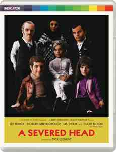 A Severed Head Blu-ray