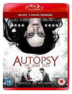 Autopsy Of Jane Doe UV Blu-ray