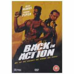 Back in Action DVD