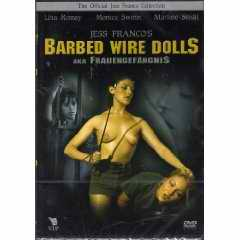 BARBED DOLLS UNRATED DIRECTORS CUT JESS FRANCO