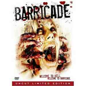 Barricade Uncut Limited Edition