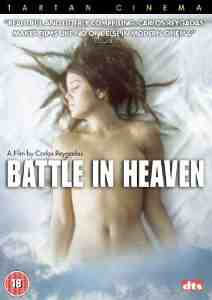 Battle Heaven DVD Marcos Hernandez