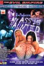 Balla Donna: My Ass is Haunted DVD cover