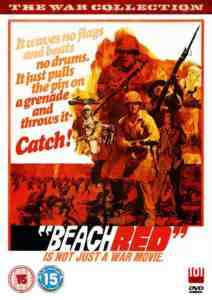 Beach Red DVD Cornel Wilde