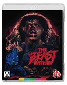 Beast within Dual Format Blu ray