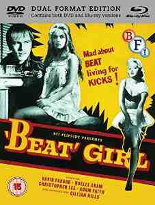 Beat Girl Flipside 030 Blu ray