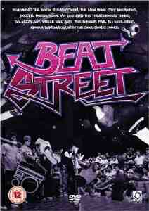Beat Street DVD Dawn Chong