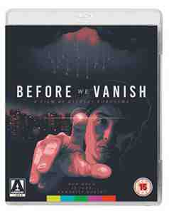 Before We Vanish Blu-ray