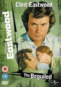 Beguiled DVD Clint Eastwood