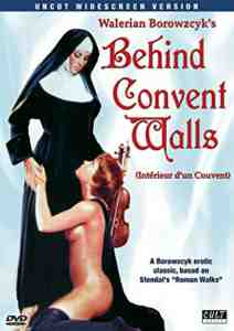 Behind Convent Walls DVD