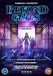 Beyond Gates DVD Barbara Crampton