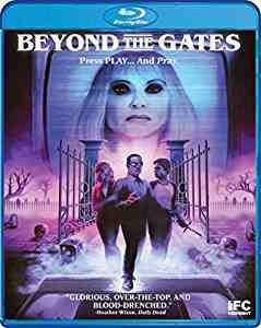 Beyond The Gates Blu-ray