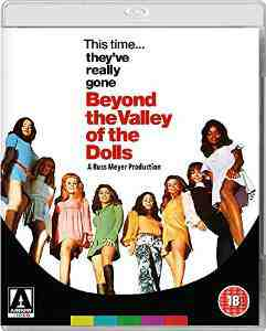 Beyond Valley Dolls Blu ray Meyer