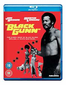 Black Gunn Blu-ray