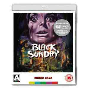 Black Sunday Dual Format Blu ray