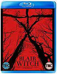 Blair Witch Blu ray