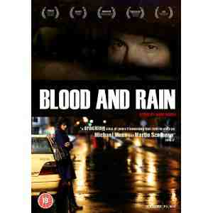 Blood Rain DVD Gloria Montoya
