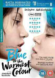 Blue Warmest Colour Adele Exarchopoulos