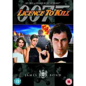 Bond Remastered Licence Kill 1 disc