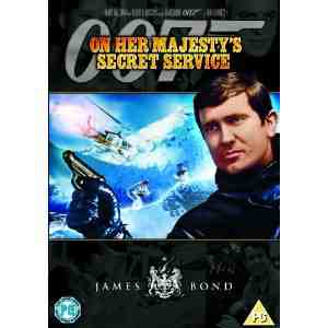 Bond Remastered Majestys Secret Service
