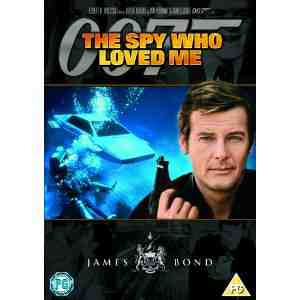 Bond Remastered Spy Loved 1 disc