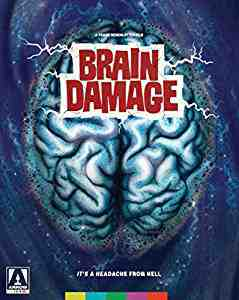 Brain Damage DVDBlu-rayCombo