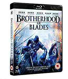 Brotherhood of Blades Blu-ray