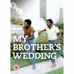 Brothers Wedding DVD Everett Silas