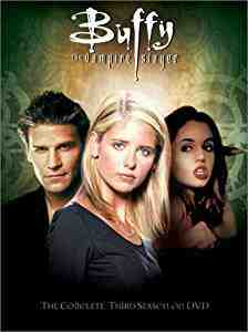 Buffy Vampire Slayer: Season 3 DVD