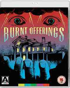 Burnt Offerings Dual Format Blu ray DVD