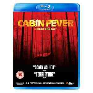 Cabin Fever Blu ray Rider Strong