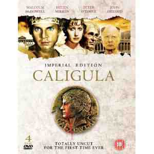 Caligula Imperial Edition Malcolm McDowell