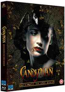 Candyman: Farewell to the Flesh Blu-ray