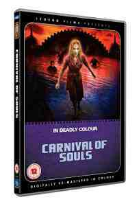 Carnival Souls Digitally remastered colour
