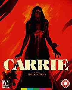 Carrie Limited Edition Blu-ray