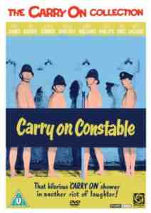 Carry Constable DVD Sid James