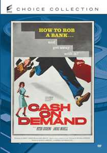 Cash on Demand DVD