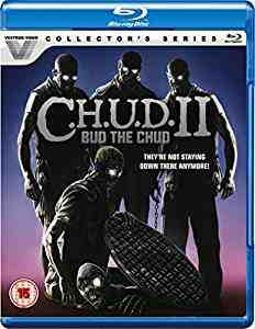 C.H.U.D. 2 - Bud The Chud Blu-ray
